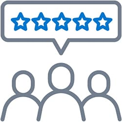 the power of a positive review